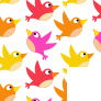 Cute Bird Pattern