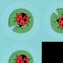 Lilly Pad Ladybug