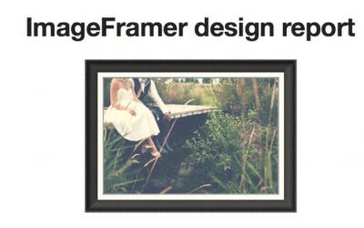 ImageFramer 3.3 Upgrade