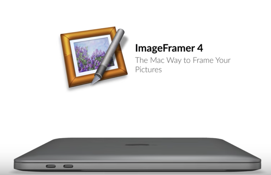 What's new in ImageFramer 4.0