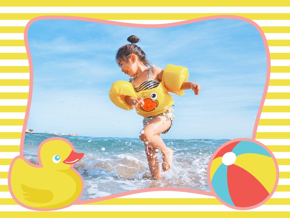 Summer Frames Pack — ImageFramer for Mac