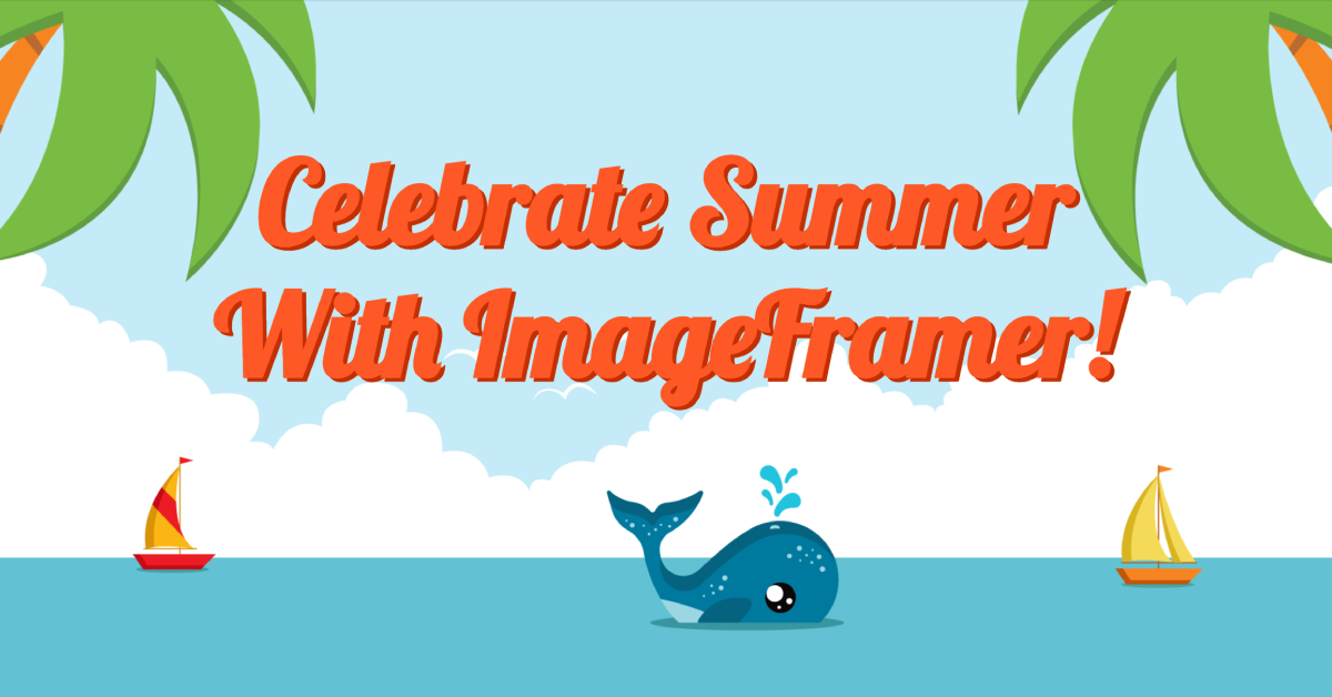 Summer Frames Pack for ImageFramer 4