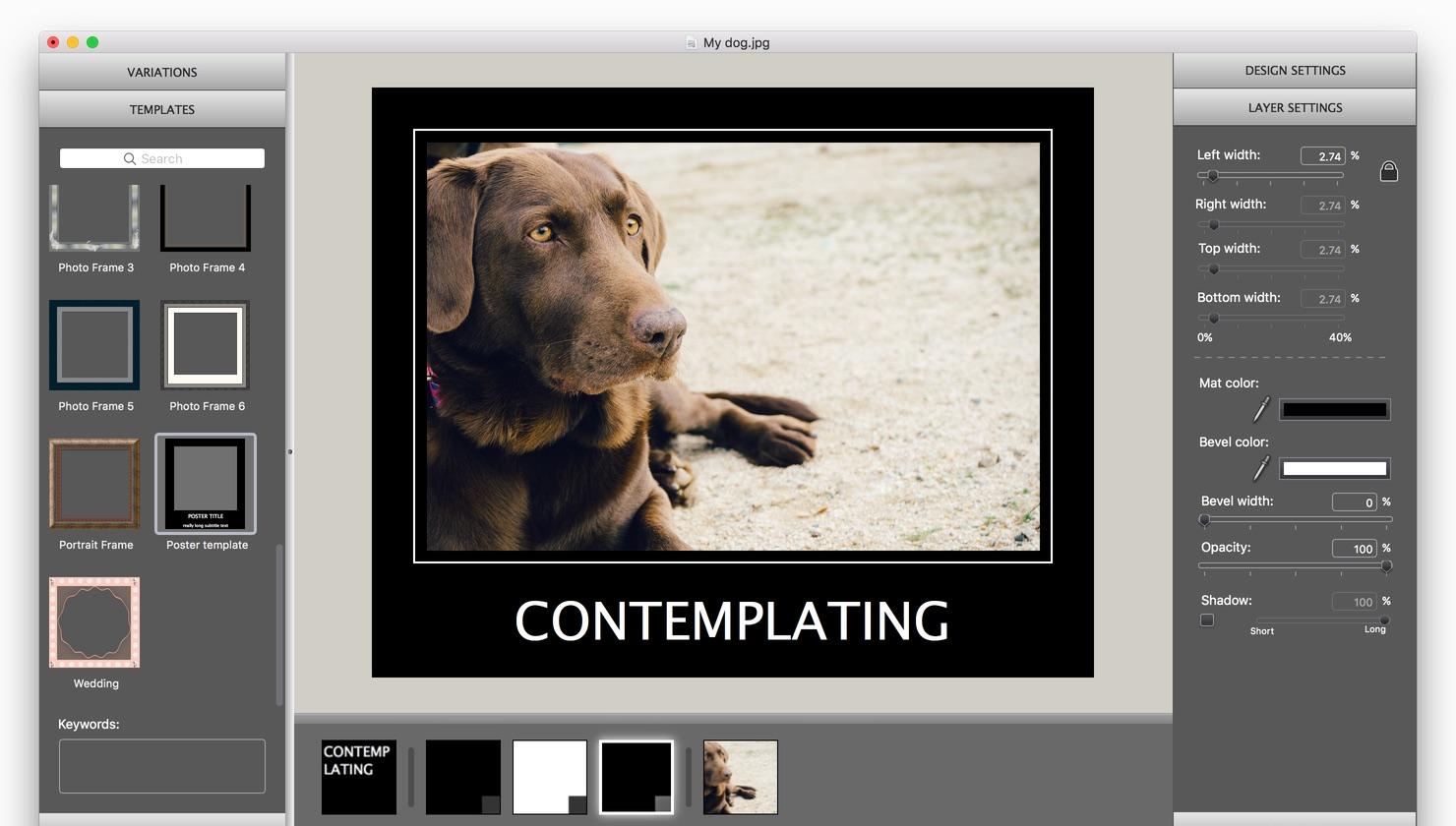 Imageframer home imageframer for mac photography jeuxipadfo Choice Image