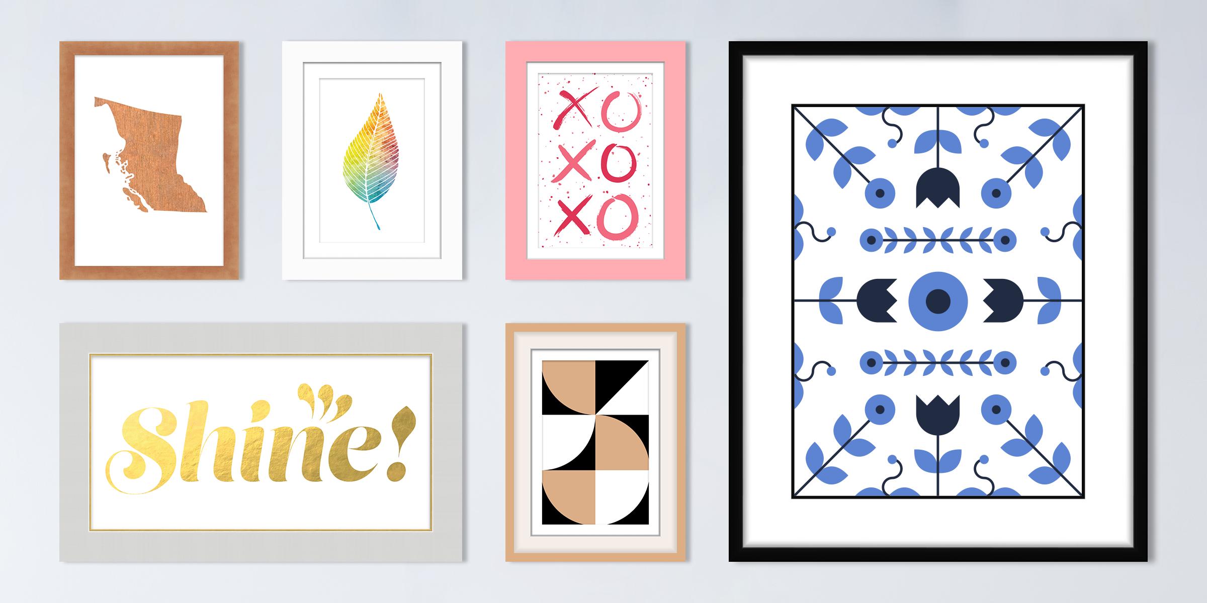 Frames for Etsy — ImageFramer for Mac