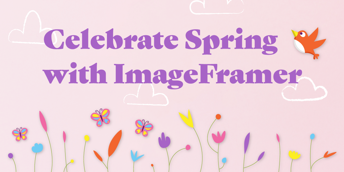 Spring Frames Pack for ImageFramer 4.2