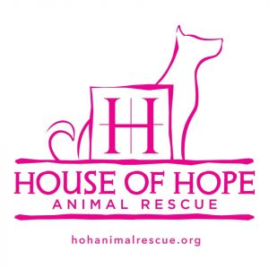 House Of Hope Animal Rescue Inc. Logo