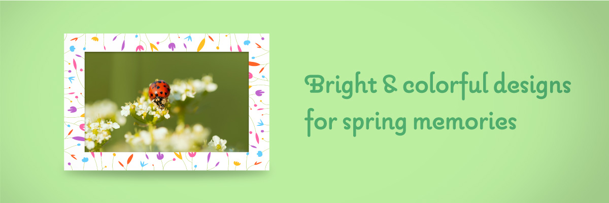 Digital spring frames available for Mac